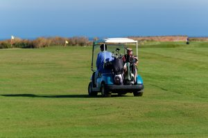 Take Your Electric Golf Buggy on Your Next Work Team Day Out